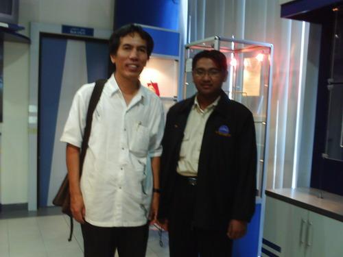 Bersama Dr. Azhari