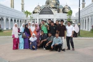 Masjid Kristal....